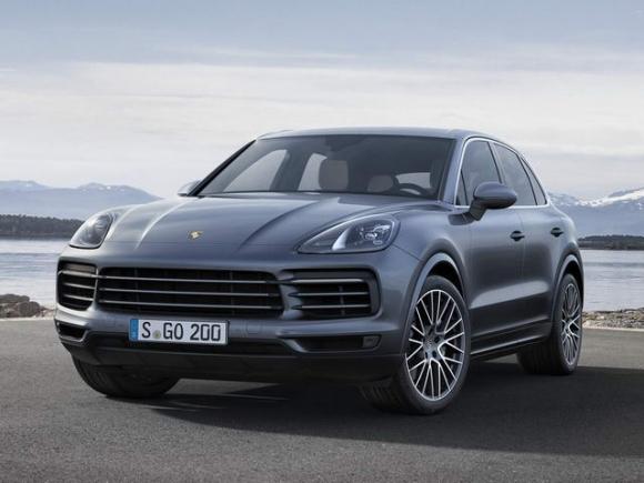 Porsche Cayenne 2018 có giá từ 4,54 tỷ đồng tại Việt Nam - 1