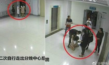 Vụ sản phụ nhảy lầu vì không được mổ đẻ: Lời khai trái ngược từ 2 phía và chứng cứ từ camera bệnh viện