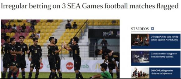NÓNG: Báo nước ngoài nghi ngờ trận đấu của U22 Việt Nam có mùi - Ảnh 1.