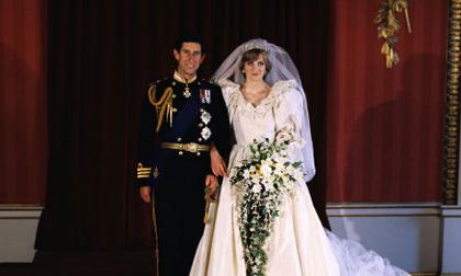 Những bí mật chưa từng được công bố chính thức về chiếc váy cưới huyền thoại của Công nương Diana