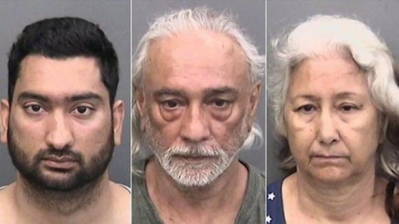 Bố mẹ chồng bay gần 13.000 km tới Mỹ để đánh đập con dâu  - Ảnh 1.