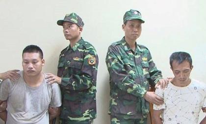 2 nghi can giết người ở Hà Nội bị bắt tại Trung Quốc