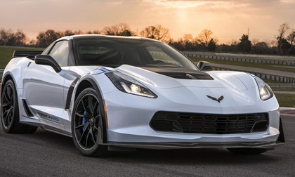 Chevrolet Corvette 2018 có giá từ 1,3 tỷ đồng