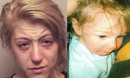Bé 21 tháng bị mẹ đẻ nhẫn tâm đạp gãy xương sườn, tự cắn phải lưỡi chết tức tưởi