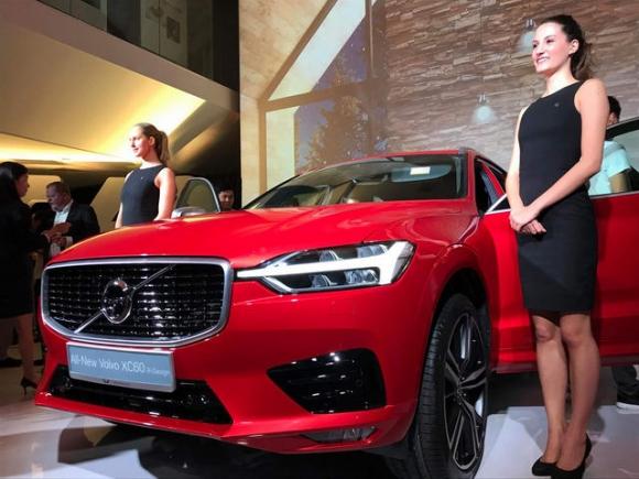 Volvo XC60 2018 đến Đông Nam Á, giá từ 3,8 tỷ đồng - 1