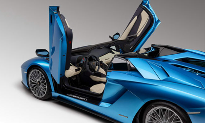 Lamborghini Aventador S Roadster giá từ 8,6 tỷ đồng