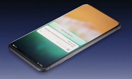 Tất tật những tin đồn về iPhone X – vũ khí bí ẩn mới của Apple