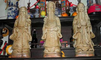 Muốn tiền tài vào 'như nước', đừng quên cách đặt 3 ông Phúc - Lộc - Thọ đúng chuẩn