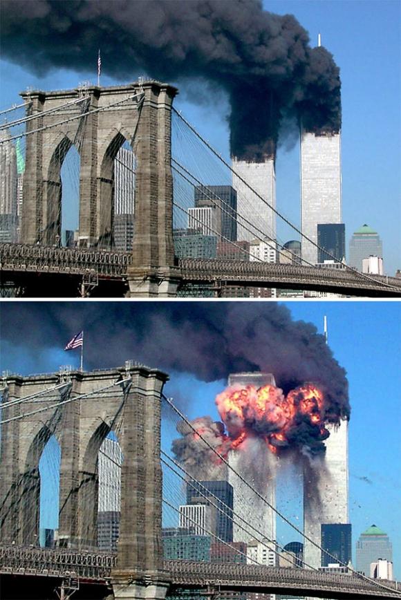 nhung buc anh ve vu khung bo 11/9 van khien nguoi xem rung minh sau 16 nam - 16