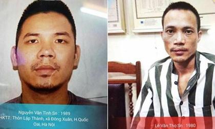 Truy bắt hai tử tù trốn trại: Phát hiện đối tượng nghi vấn ở Hòa Bình?