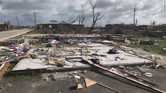 Hòn đảo bị siêu bão dập tắt văn minh 300 năm, thành đảo