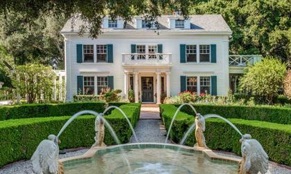 Mê mẩn biệt thự nhà vườn 81 tỷ đồng của cố nhạc sỹ Smokey Robinson