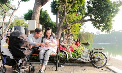 Thời tiết hôm nay (18.9): Thủ đô Hà Nội có mưa rào và dông rải rác, trời nắng, cao nhất 35 độ C
