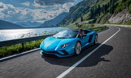 5 siêu xe ấn tượng nhất vừa ra mắt thế giới