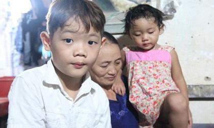 Bố mất, 4 tháng sau mẹ đang mang bầu tử vong, 2 đứa trẻ ngỡ cha mẹ đi làm xa