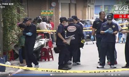 Xả súng chấn động Đài Loan, 5 người thương vong