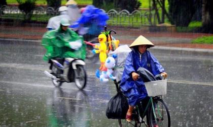 Thời tiết hôm nay (22.9): Cảnh báo mưa dông diện rộng ở Nam Trung Bộ, Tây Nguyên, Nam Bộ