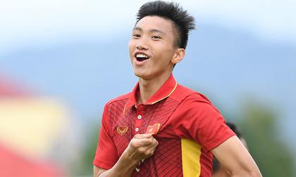 Đoàn Văn Hậu giành giải Cầu thủ trẻ hay nhất ĐNÁ