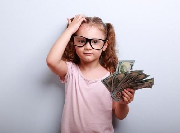 Dạy con về tiền bạc: Tưởng dễ mà cực khó! - 1