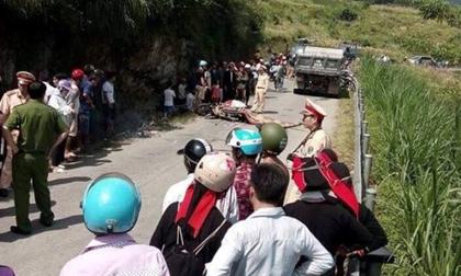 Tai nạn kinh hoàng: 3 mẹ con cùng bị cán tử vong khi vượt ô-tô
