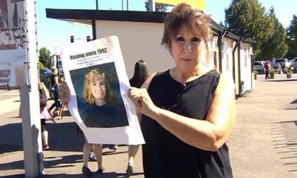 Cô gái bỗng xuất hiện trên mạng xã hội với dòng nhắn gửi đặc biệt sau 25 năm mất tích
