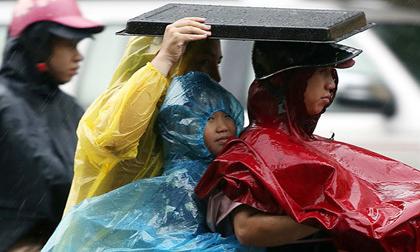 Thời tiết hôm nay (26.9): Tin cuối cùng về áp thấp nhiệt đới, Bắc Bộ có mưa giông diện rộng