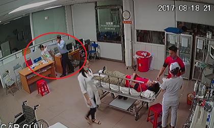 Giám đốc doanh nghiệp hành hung nữ bác sĩ bị xử phạt 3,6 triệu đồng