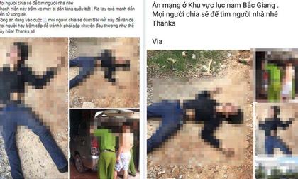 Công an Bắc Giang điều tra người tung tin thất thiệt nam thanh niên trộm chó bị đánh tử vong