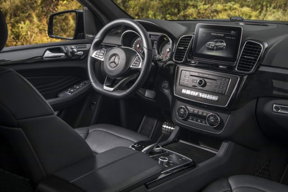 suv hieu suat cao mercedes-amg gle43 gia 1,5 ty dong hinh anh 3