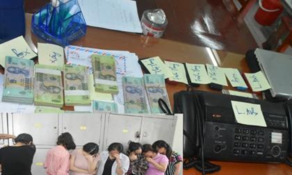 Phá đường dây đánh bạc 'khủng' do 2 phụ nữ cầm đầu ở Thanh Hóa