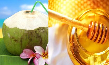 Điều kỳ lạ gì sẽ xảy ra nếu bạn uống nước dừa với mật ong hãy tìm hiểu ngay kẻo hối hận