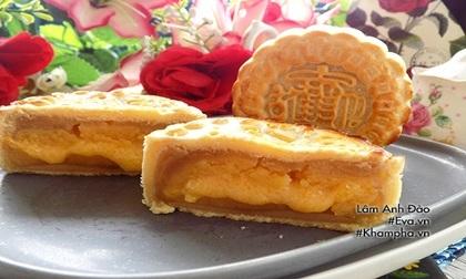 Hóa ra, cách làm bánh Trung thu kim sa thần thánh không quá khó như bạn tưởng