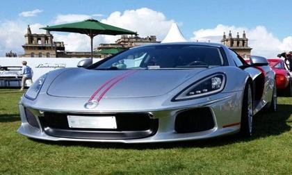 Siêu xe Italia ATS GT hoàn toàn mới giá 34 tỷ đồng