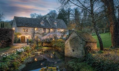Ngôi nhà như bước ra từ cổ tích chắc chắn sẽ thuyết phục bạn hoàn toàn từ cái nhìn đầu tiên