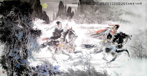Tiêu Hà đuổi theo Hàn Tín và bí quyết đứng vững giữa đời gói gọn trong 2 chữ: Đáng ngẫm! - Ảnh 1.