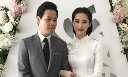 Hot: Hoa hậu Đặng Thu Thảo cùng hôn phu đã bí mật tổ chức lễ ăn hỏi hôm nay