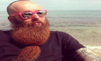 Trùm ma túy khét tiếng trên internet bị bắt vì đi thi râu đẹp