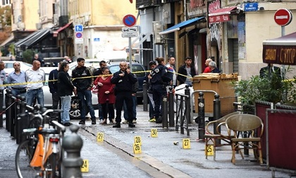 Cảnh sát Pháp tiêu diệt tên khủng bố gần ga tàu Marseille