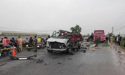 Vụ TNGT 6 người chết ở Tây Ninh: Nhiều khả năng do tài xế xe 16 chỗ ngủ gật