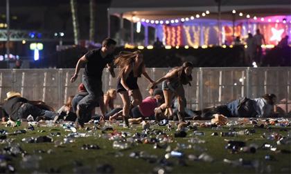Xả súng ở Las Vegas, ít nhất 20 người chết