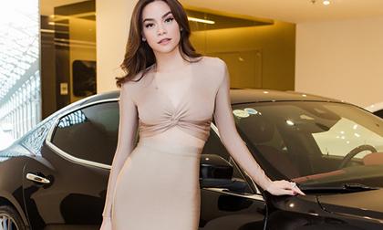 Vừa mới yêu Kim Lý, Hồ Ngọc Hà mạnh tay sắm siêu xe 7 tỷ