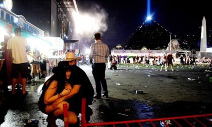 """Nhân chứng vụ xả súng ở Las Vegas kể về """"cơn ác mộng tồi tệ nhất đời"""""""
