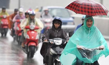 Thời tiết hôm nay (3.10): Mưa dông diện rộng ở Trung và Nam Bộ trong 2-3 ngày tới