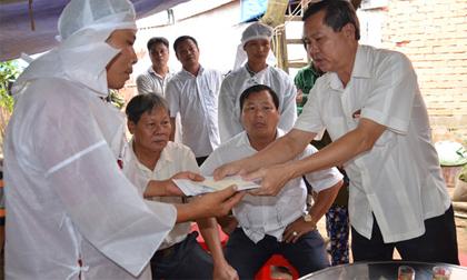 Tai nạn 6 người chết tại chỗ ở Tây Ninh: Đại tang nơi xóm nghèo ven sông Hậu