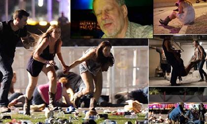 Hé lộ động cơ của kẻ xả súng giết 59 người ở Las Vegas