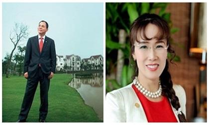 2 người Việt lọt vào danh sách giàu nhất hành tinh