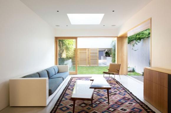 Ngôi nhà đặc biệt có không gian mở kết nối với thiên nhiên, nội thất tối giản nhưng vô cùng hiện đại - Ảnh 6.