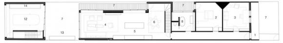 Ngôi nhà đặc biệt có không gian mở kết nối với thiên nhiên, nội thất tối giản nhưng vô cùng hiện đại - Ảnh 11.