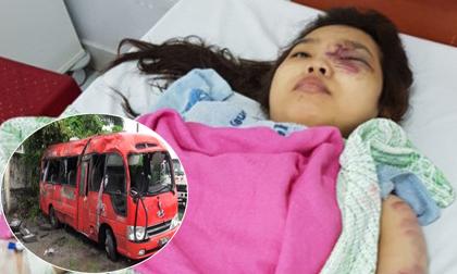 Nhân chứng vụ lật xe 16 người thương vong: 'Trời ơi ông chạy nhanh lắm', 'Chết hết trơn rồi chú ơi'...