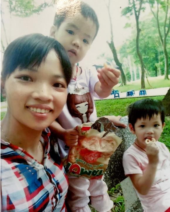 Vụ bố đi khắp nơi tìm 3 mẹ con: Có người bên Trung Quốc thông báo nhìn thấy 3 mẹ con - Ảnh 1.